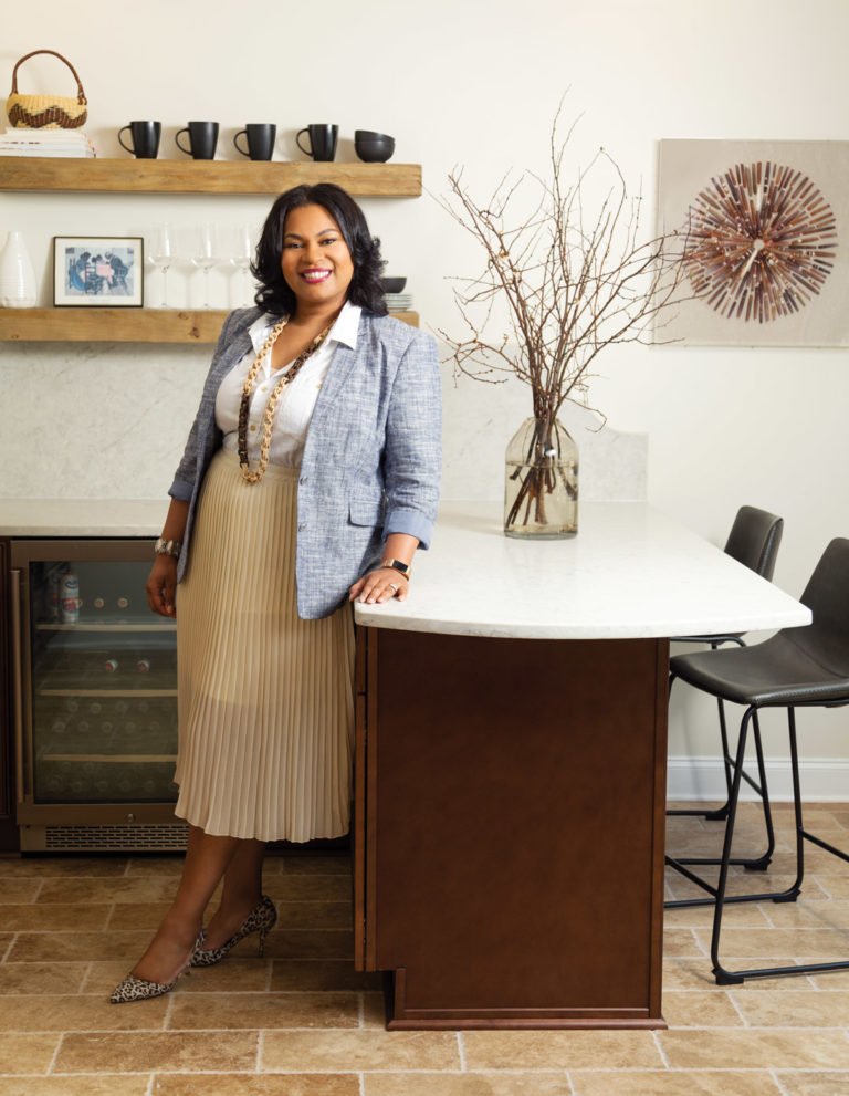 Give your house an earthy, organic vibe with this Atlanta designer's decor picks