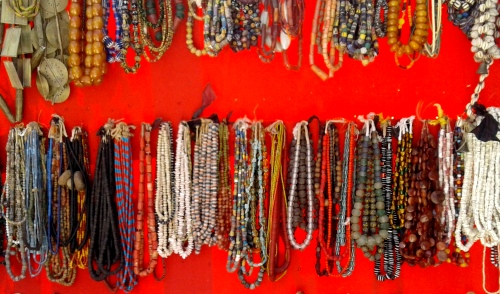 Fascinating history about 'African beads' in different Cultures