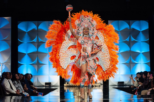 Miss Universe 2019: A Look at the African-Inspired National Costumes