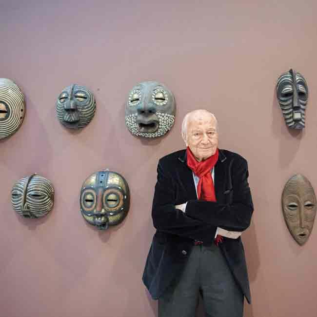 Ankara's CerModern hosts 'magical' African masks