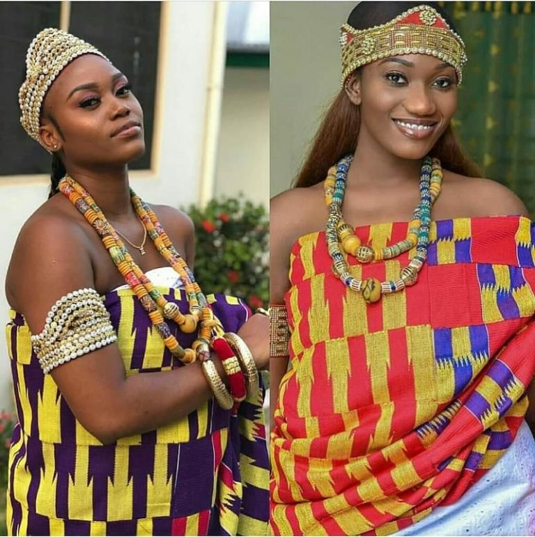 Wendy Shay, Eshun Enstooled As Queen Mothers Of Gomoa Afransi