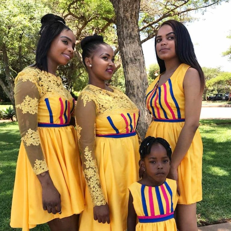 50 traditional dresses pictures in South Africa 2020