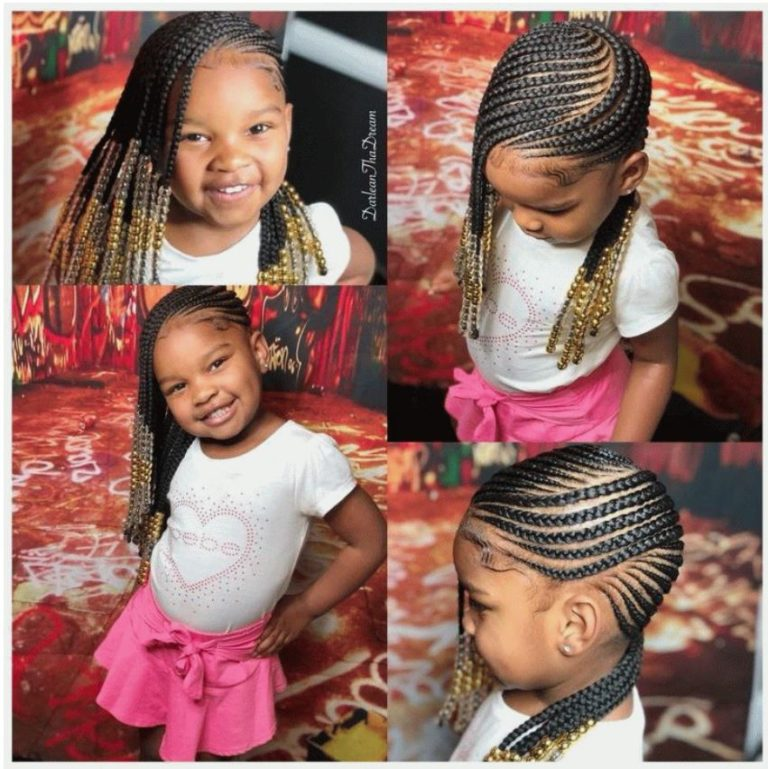 15 cutest kids braided hairstyles with beads