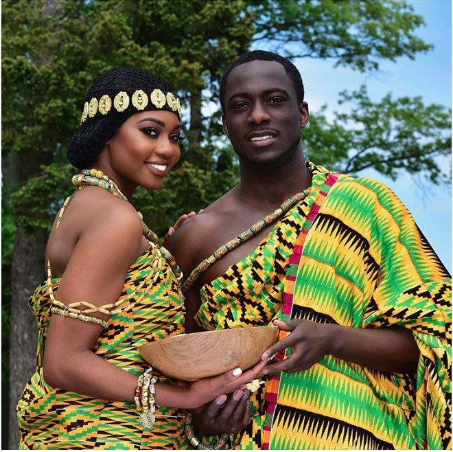Traditional African wear for Women
