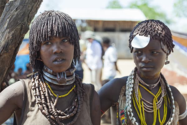 African Women's Hairstyles