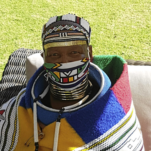 Sophie Mahlangu's bead work wows judges